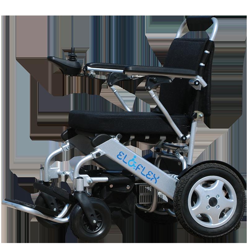 Eloflex er en helt ny revolutionerende generation af el-kørestole, med unikke egenskaber