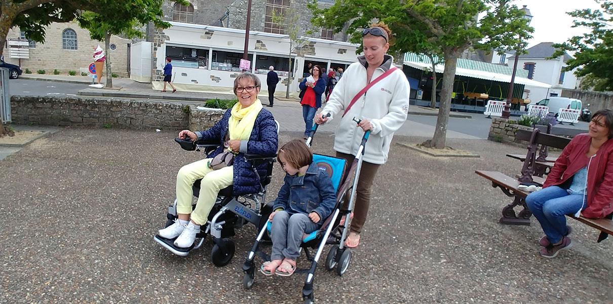 Parkinsons Eloflex hopfällbar elrullstol, elektrisk rullstol, vikbar, portabel, lätt, låg vikt, egen bil, flyg, resa, kompakt, smidig