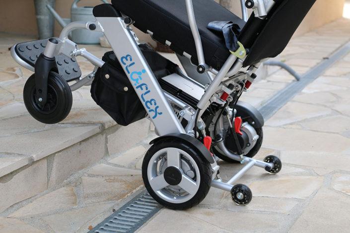 Eloflex letvægt, sammenklappelig, kompakt og smidig